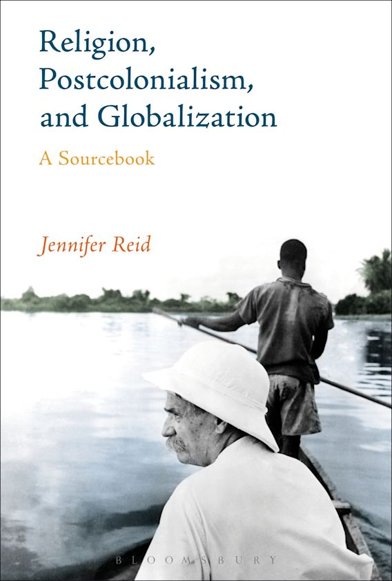 Religion, Postcolonialism, and Globalization cover