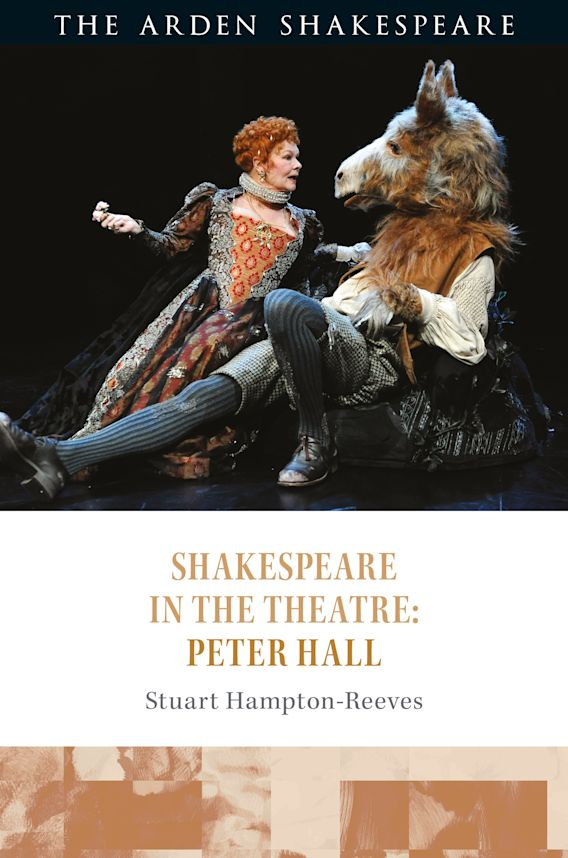 Shakespeare in the Theatre: Peter Hall cover
