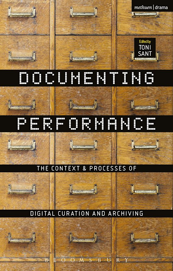 Documenting Performance cover