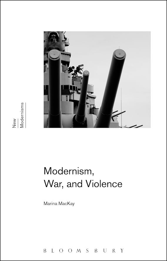 Modernism, War, and Violence cover