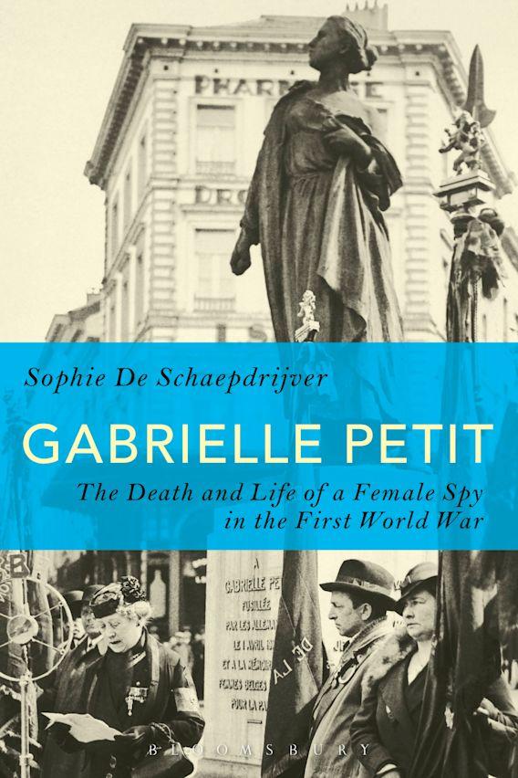 Gabrielle Petit cover