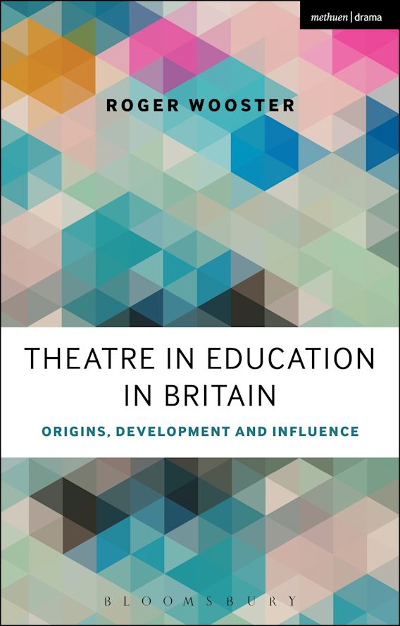 Theatre in Education in Britain cover