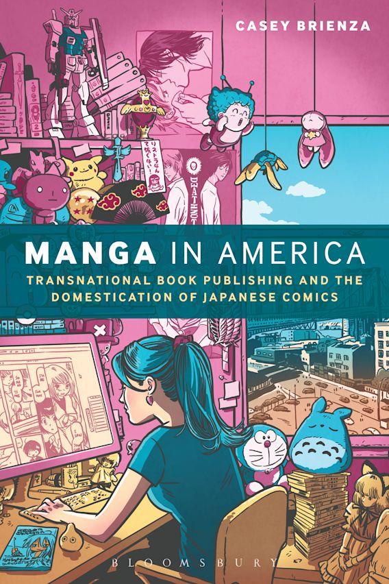 Manga in America cover