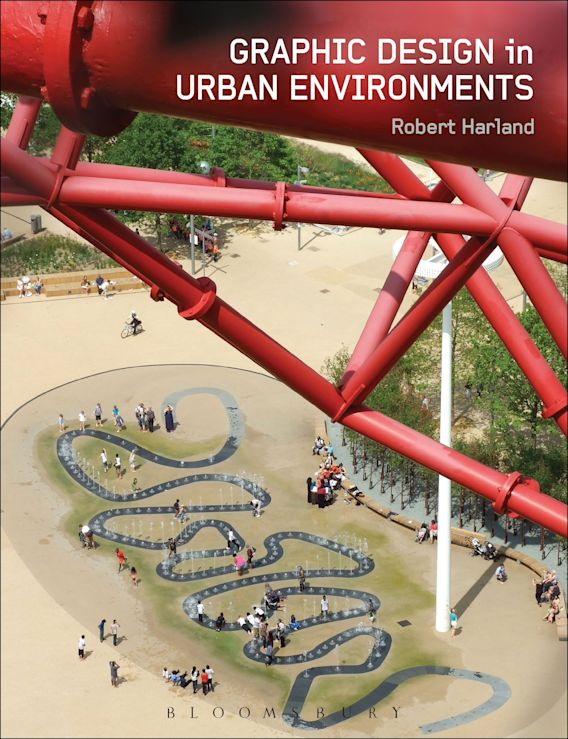 Graphic Design in Urban Environments cover