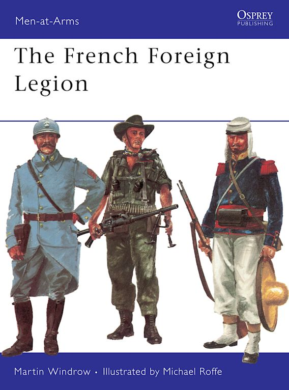 The French Foreign Legion cover
