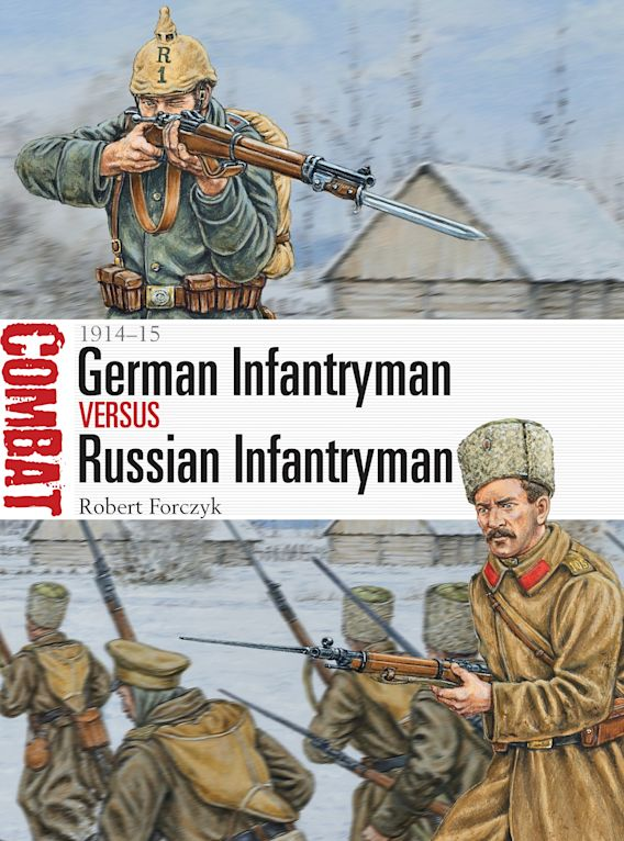 German Infantryman vs Russian Infantryman cover
