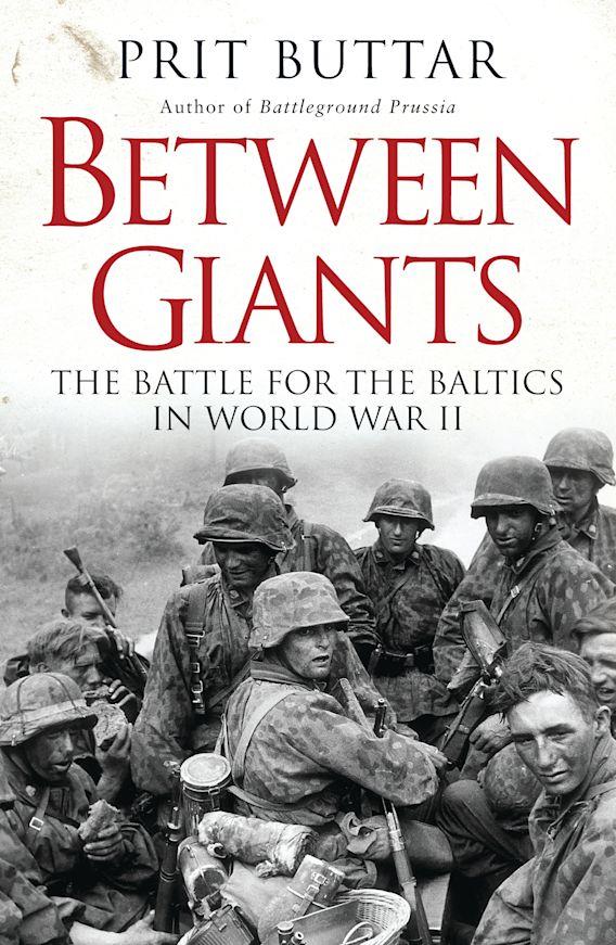 Between Giants cover