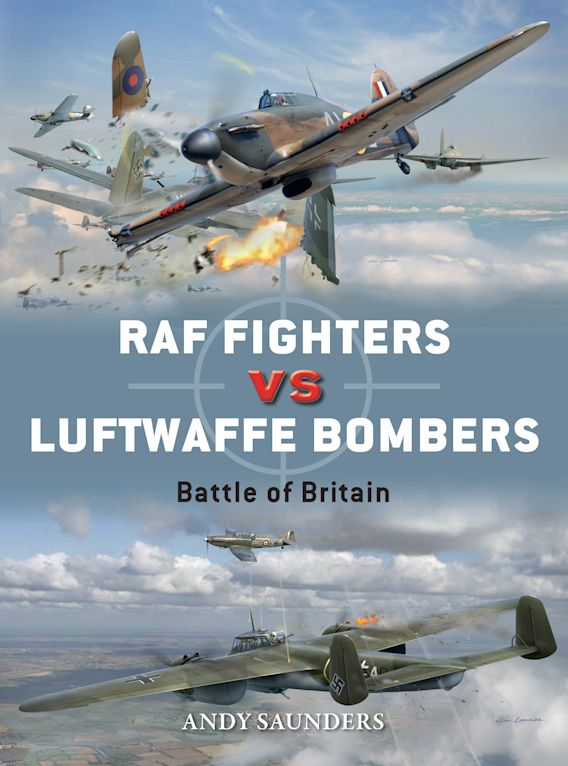 RAF Fighters vs Luftwaffe Bombers cover