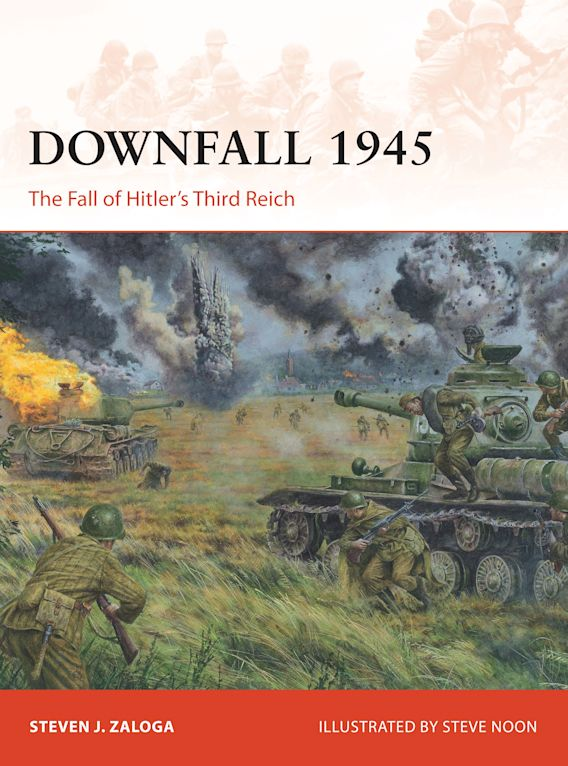 Downfall 1945 cover