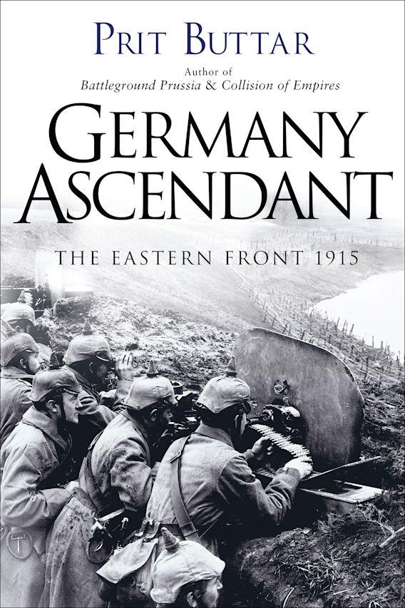 Germany Ascendant cover