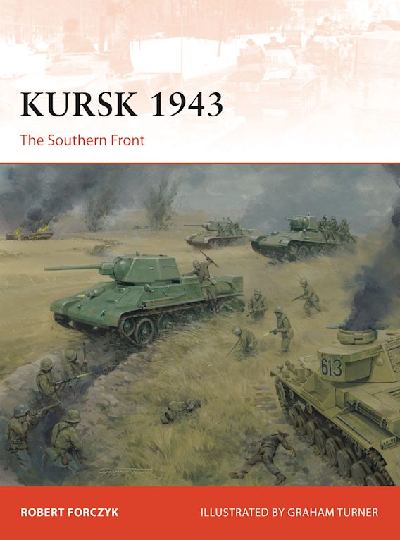 Kursk 1943 cover