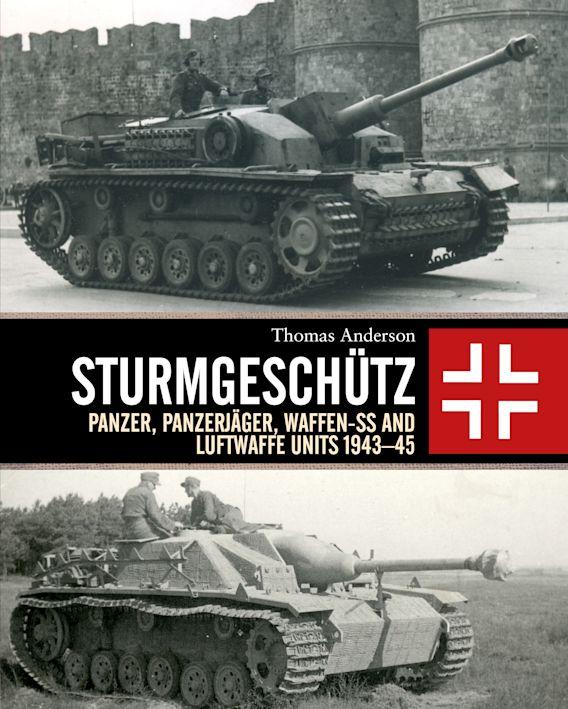 Sturmgeschütz cover