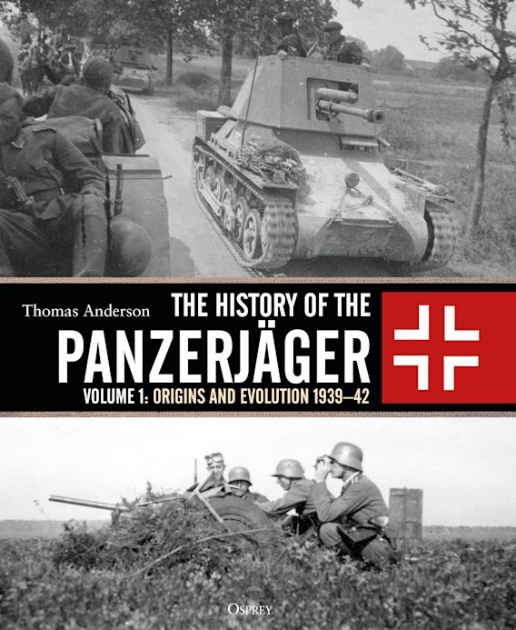 The History of the Panzerjäger cover