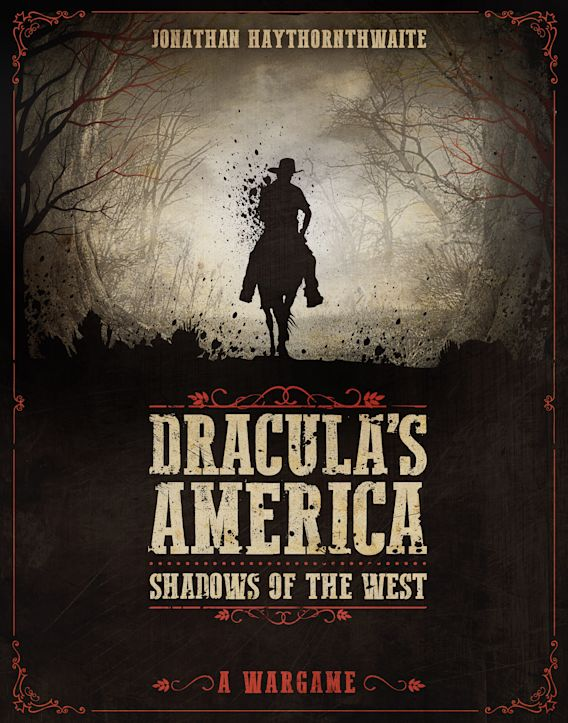 Dracula's America: Shadows of the West cover