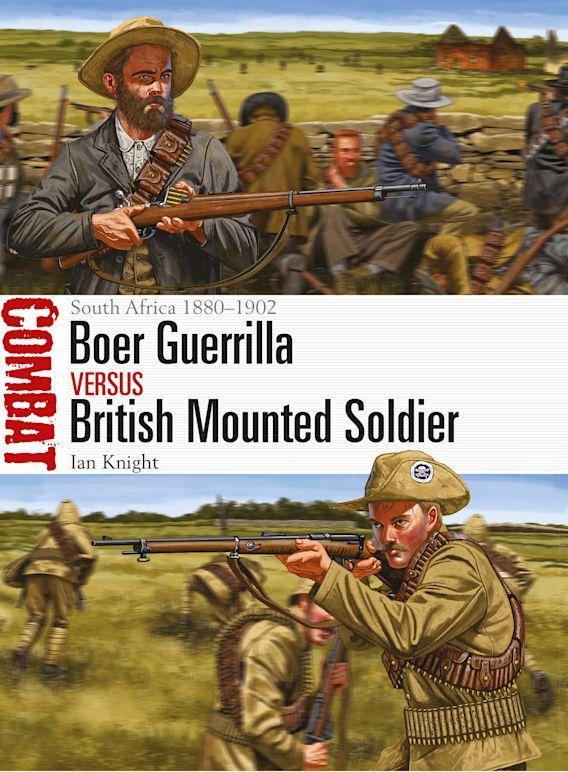 Boer Guerrilla vs British Mounted Soldier cover