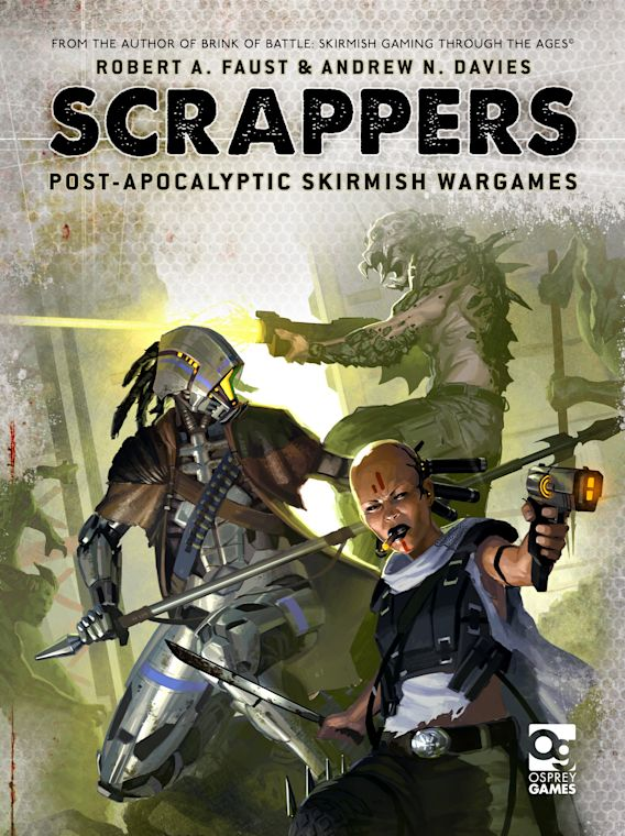 Scrappers cover