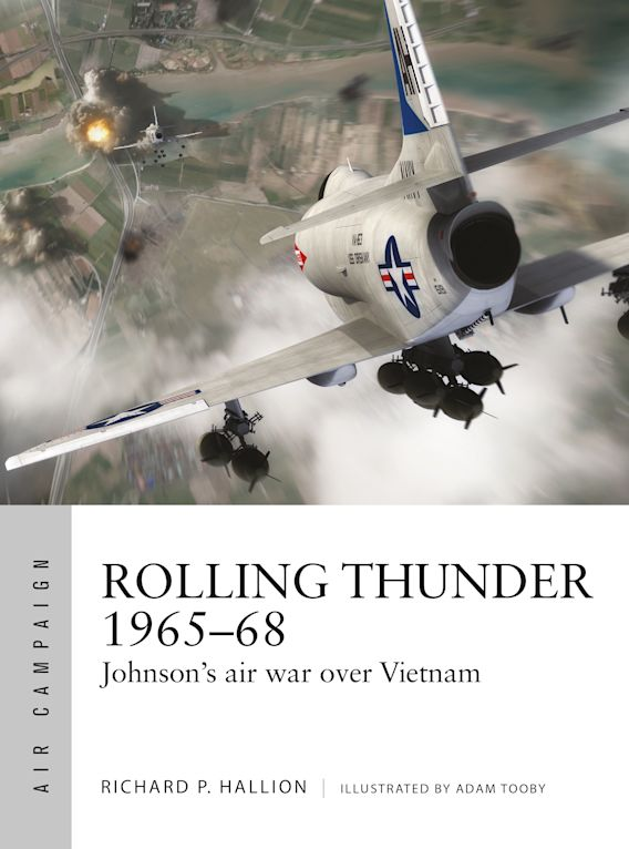 Rolling Thunder 1965–68 cover