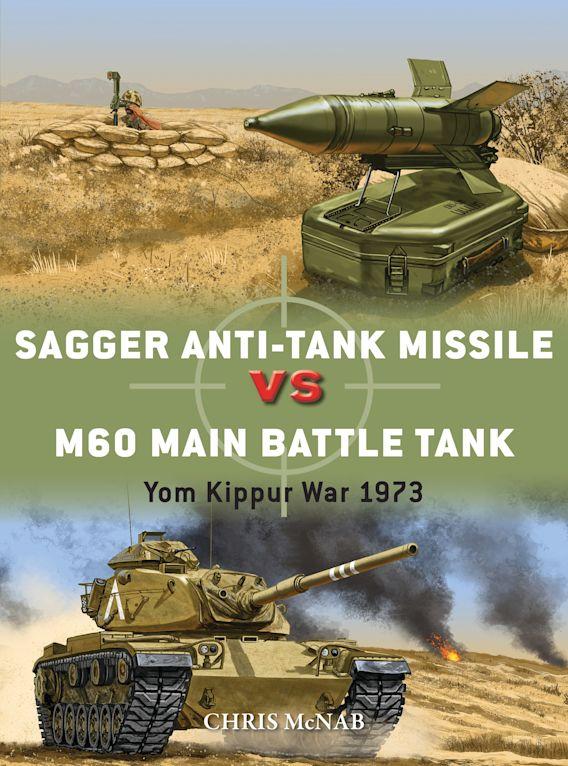 Sagger Anti-Tank Missile vs M60 Main Battle Tank cover