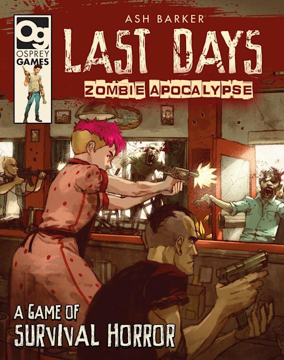 Last Days: Zombie Apocalypse cover