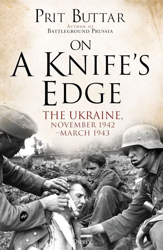 On a Knife's Edge cover