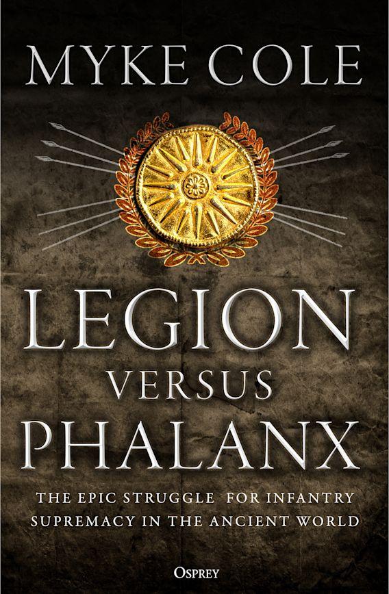 Legion versus Phalanx cover