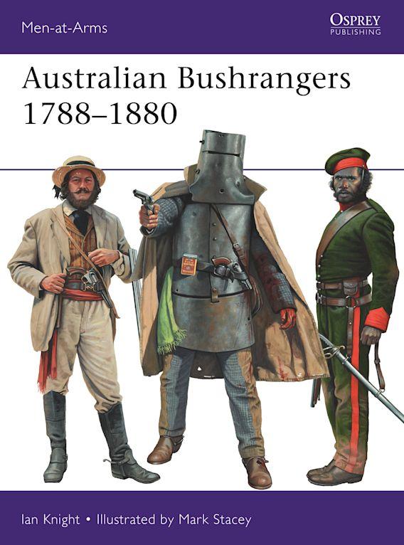 Australian Bushrangers 1788–1880 cover