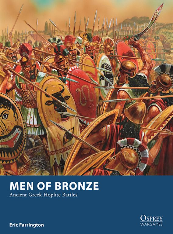 Men of Bronze cover