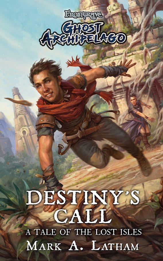 Frostgrave: Ghost Archipelago: Destiny's Call cover