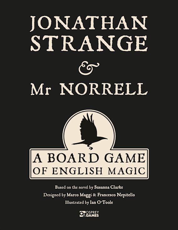 Jonathan Strange & Mr Norrell cover