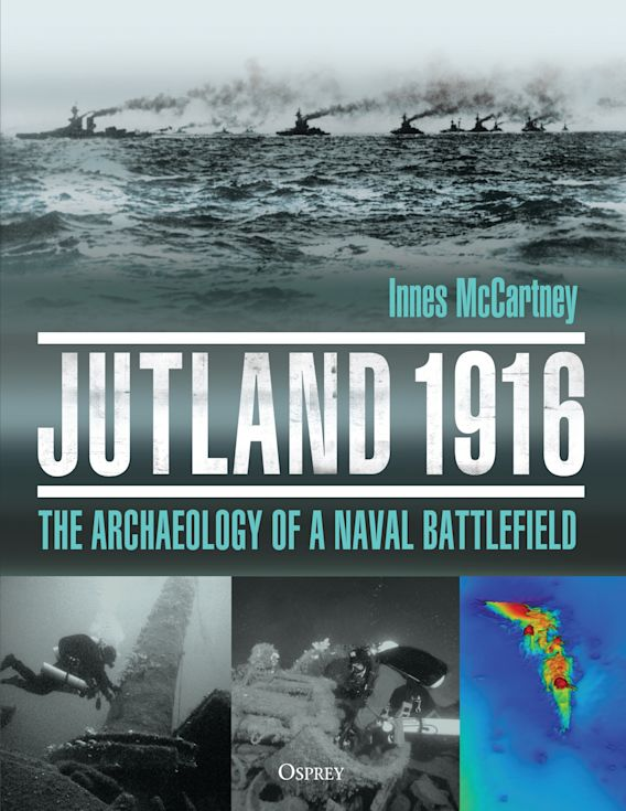 Jutland 1916 cover