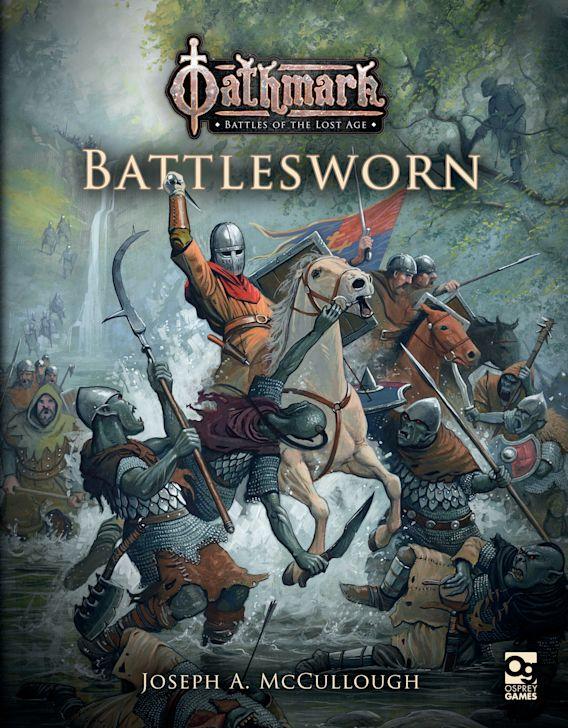 Oathmark: Battlesworn cover