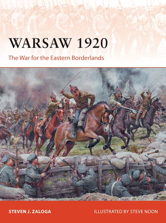 Warsaw 1920 cover
