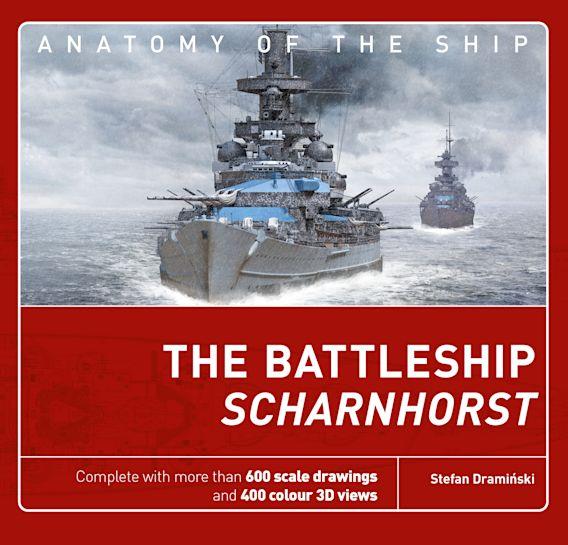 The Battleship Scharnhorst cover