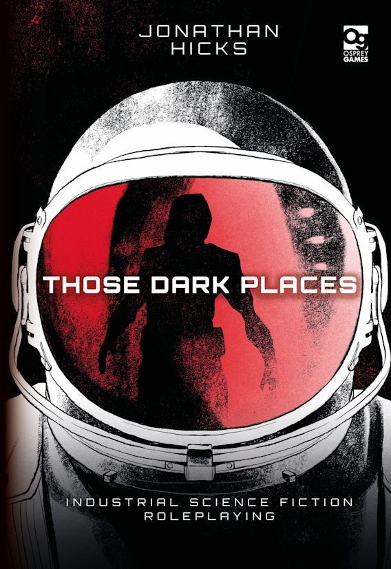 Those Dark Places cover