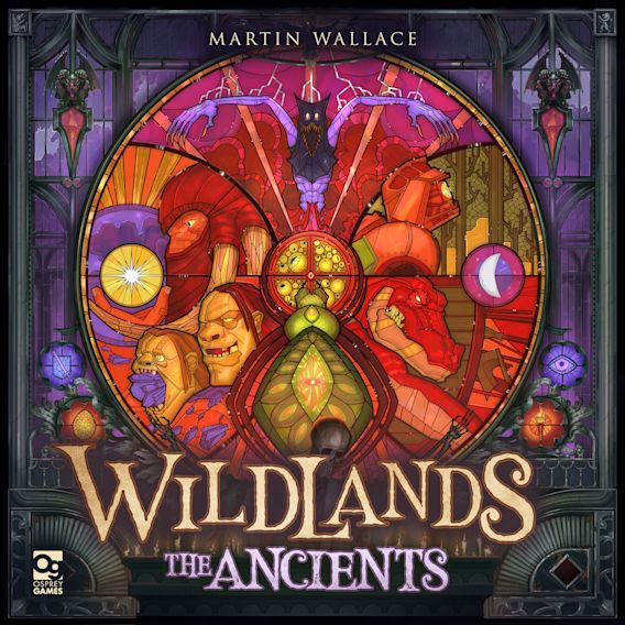 Wildlands: The Ancients cover