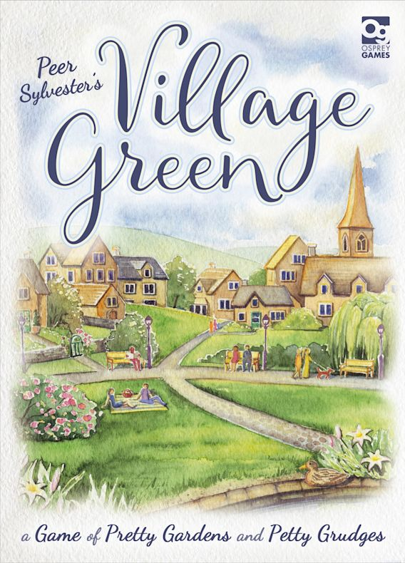 Village Green cover