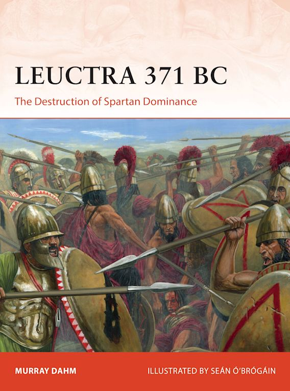 Leuctra 371 BC cover