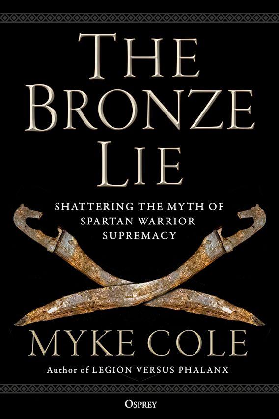 The Bronze Lie cover