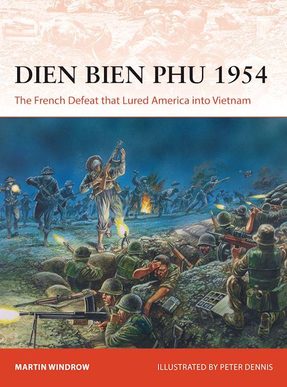 Dien Bien Phu 1954 cover
