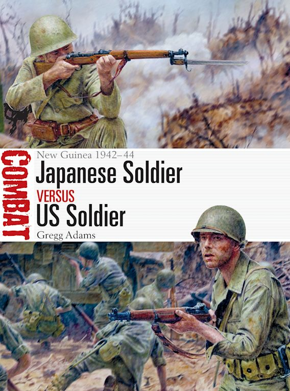 Japanese Soldier vs US Soldier cover