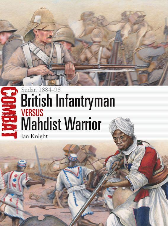 British Infantryman vs Mahdist Warrior cover
