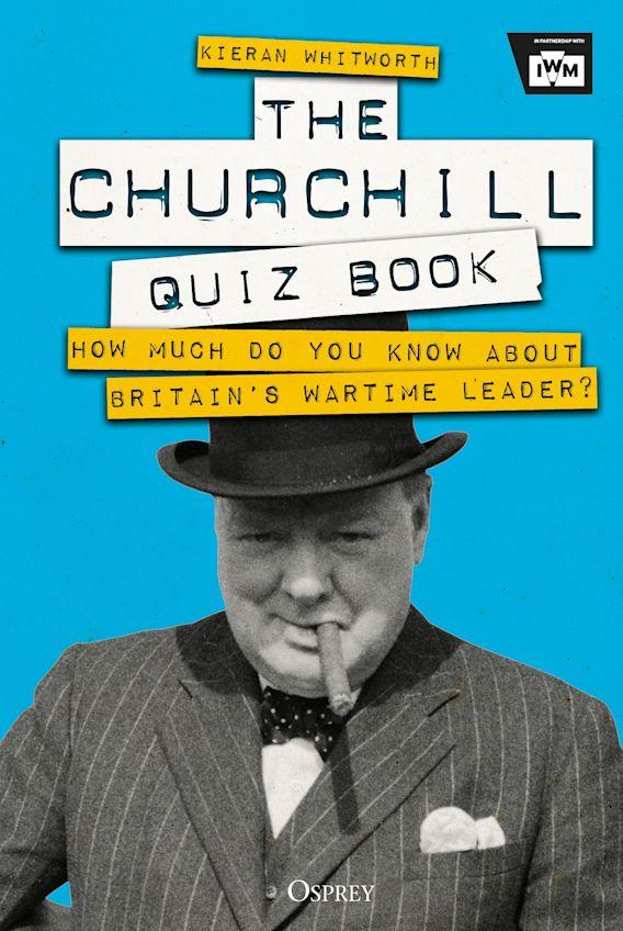 The Churchill Quiz Book cover