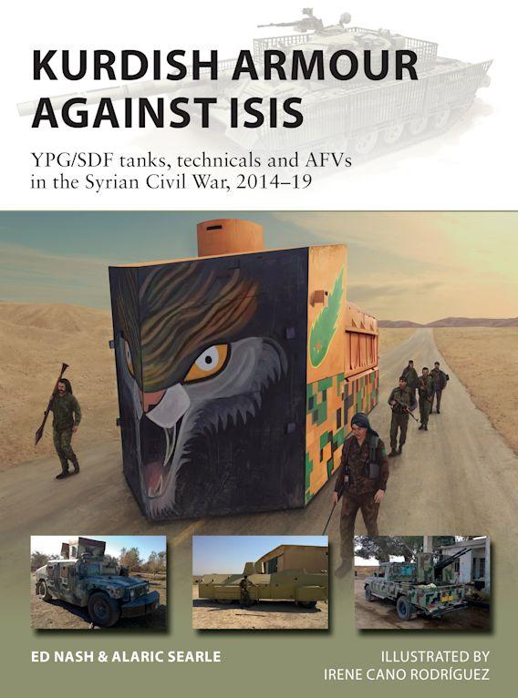 Kurdish Armour Against ISIS cover