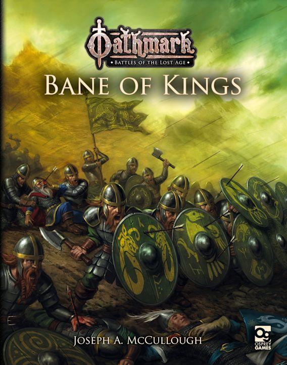 Oathmark: Bane of Kings cover