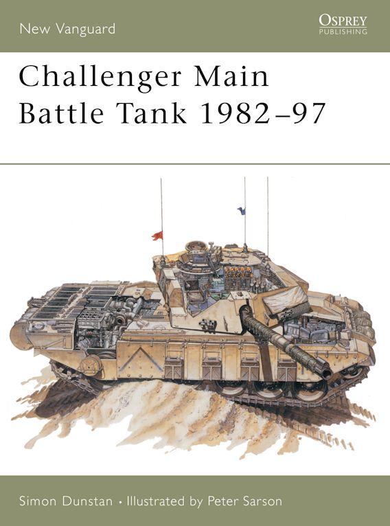 Challenger Main Battle Tank 1982–97 cover