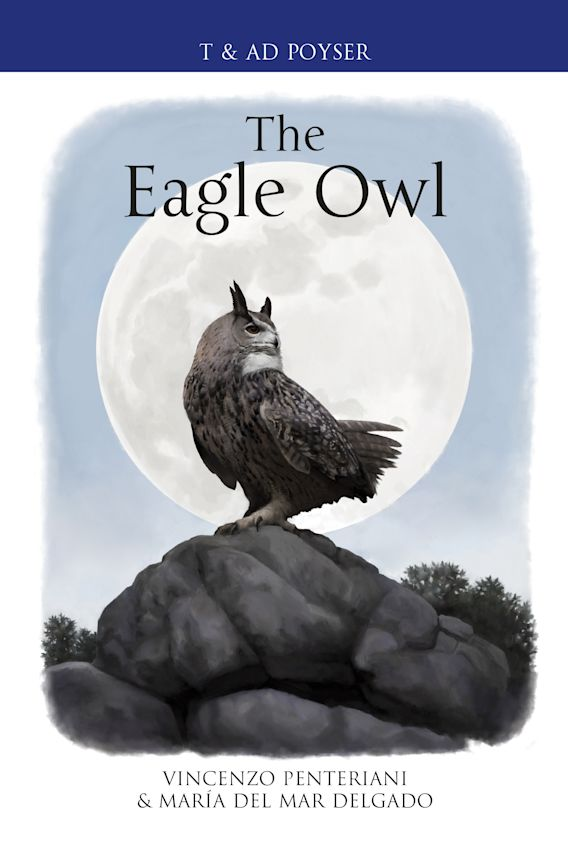 The Eagle Owl cover