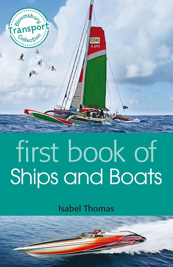 First Book of Ships and Boats cover