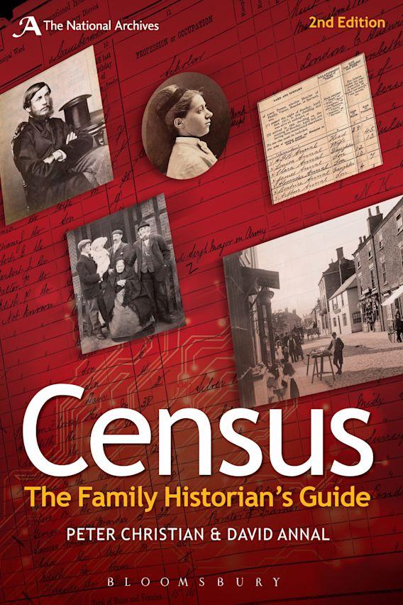 Census cover