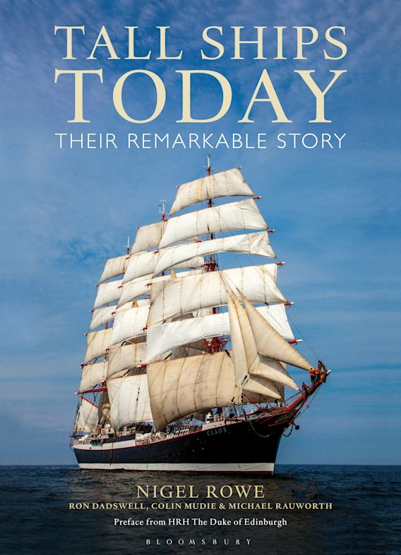 Tall Ships Today cover