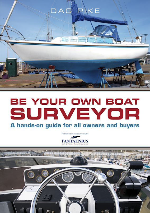 Be Your Own Boat Surveyor cover
